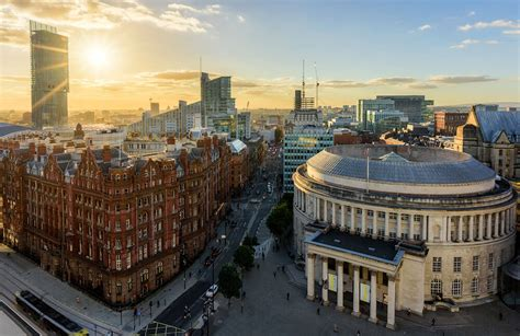 Manchester UK Guide