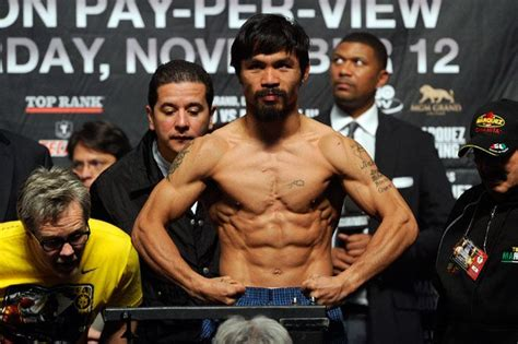 Manny Pacquiao s Boxing Champ Workout Muscle Fitness