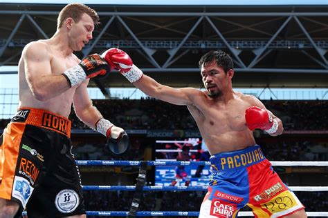 Manny Pacquiao vs Jeff Horn Judges Scorecards Fight