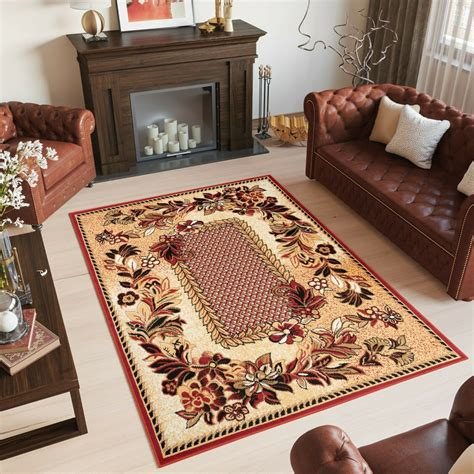 Maple Home Traditional Contemporary Area Rugs Bath