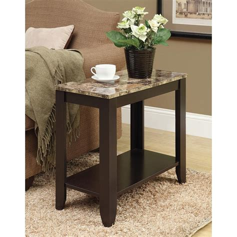 Marble Coffee Sofa End Tables Overstock