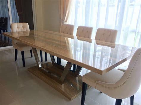Marble Dining Set Johor Bahru JB Malaysia Furniture