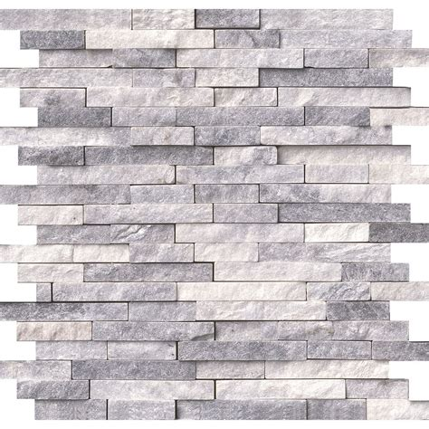 Marble Mosaic Tile Tile The Home Depot