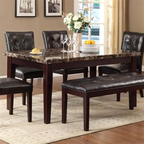 Marble Top Kitchen Table Sears