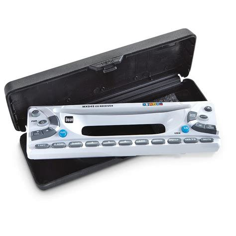 Marine CD Receivers Home Audio from Dual Electronics