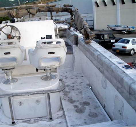 Marine boat carpet cleaning services clean boats carpet
