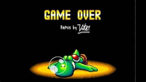 Mario Game Over YouTube