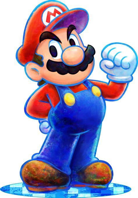 Mario Luigi Dream Team Super Mario Wiki the Mario