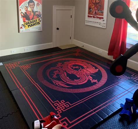 Martial arts mats 30mm and 45mm Carpet Tiles