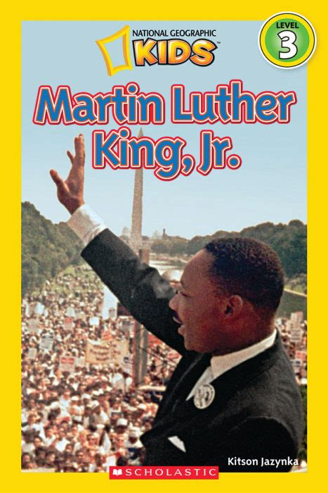 Martin Luther King Jr National Geographic Kids