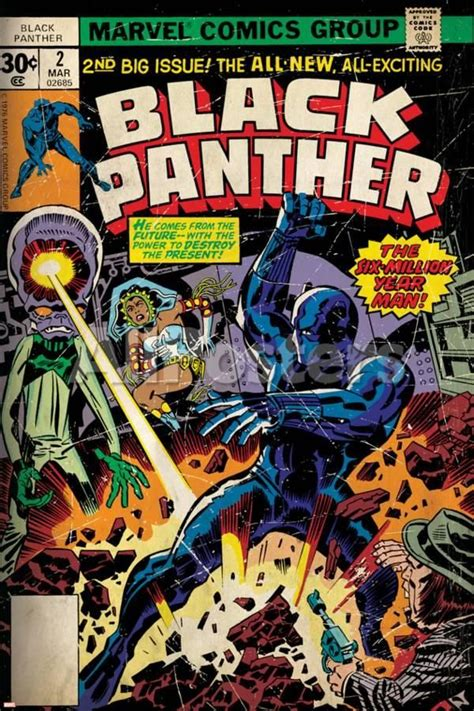 Marvel Comics Posters at AllPosters