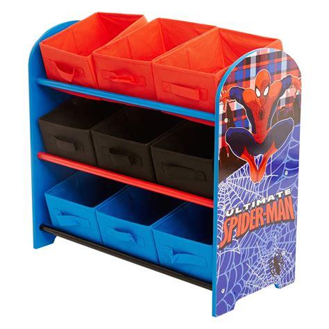 Marvel Spiderman Toybox Dunelm