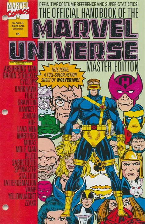 Marvel Universe the Official Marvel Wiki Marvel Comics
