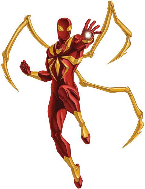 Marvel s Ultimate Spider Man Iron Spider Marvel Kids DE