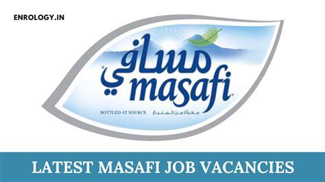 Masafi Vacancies