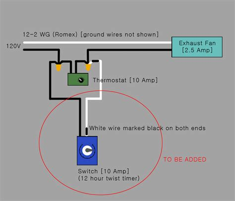 master flow whole house fan wiring diagram images wiring diagram wiring diagram for attic fan thermostat wiring circuit