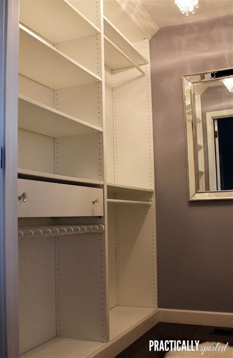 Mastering The Closet An IKEA Pax Hack Practically Spoiled
