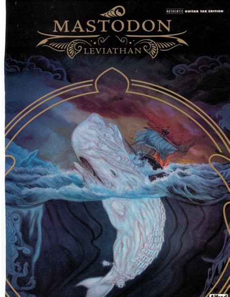 Mastodon Leviathan Songbook Pdf Download platheadicalge