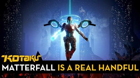 Matterfall Is A Metroid Contra Which Requires Incredible