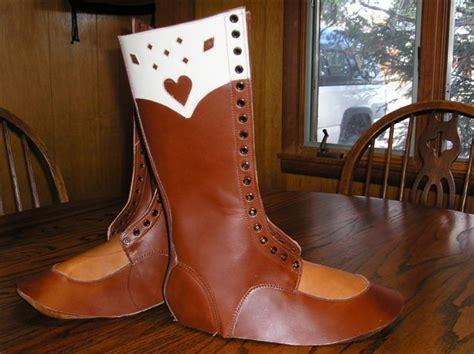 Mattimore Harness Civil War Boots