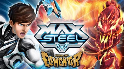 Max Steel Juegos gratis y episodios completos de Max