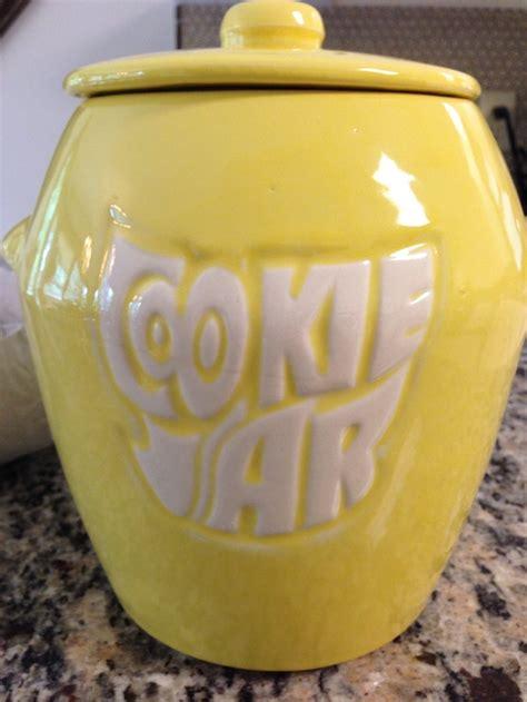 McCoy Cookie Jar eBay