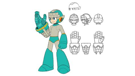 Mega Man Fans Want To Know The Origin Of This Out Of Place