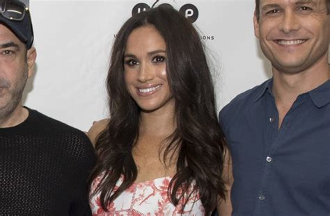 Meghan Markle dazzles in floral dress in rare red carpet