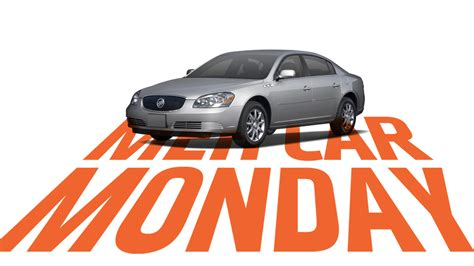 Meh Car Monday Embrace Nothingness With A Buick Lucerne