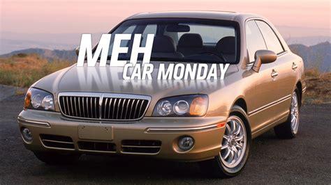 Meh Car Monday Try And Recall The Hyundai XG350