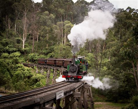 Melbourne Family Attraction Puffing Billy Puffing billy