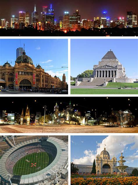 Melbourne Wikipedia
