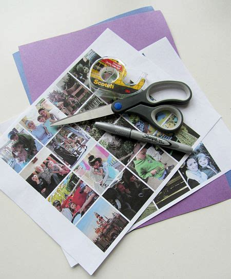 Memory Scavenger Hunt New Years Activity No Time For