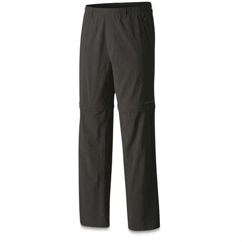 Men s Backcast Convertible Pant Columbia