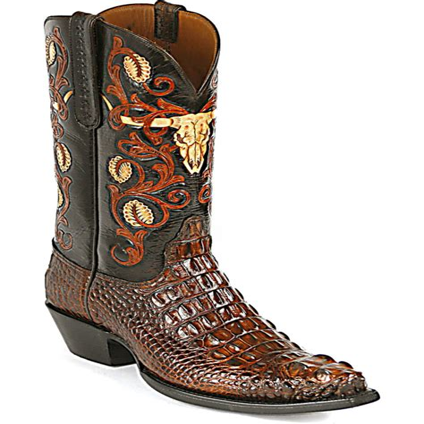 Men s Black Jack Boots