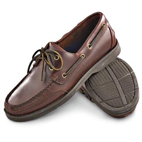 Men s Boat Shoes Comfortable Deck Shoes Rockport