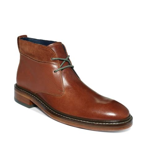 Men s Boots Chukkas Shoes Cole Haan