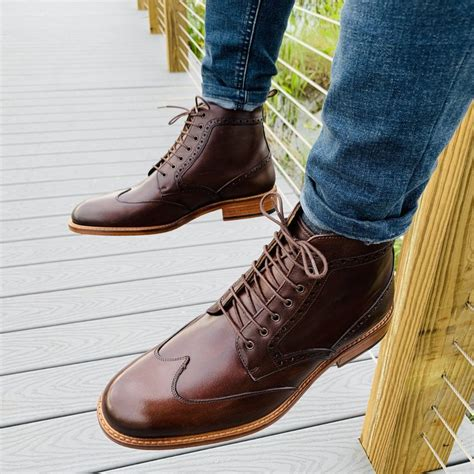 Men s Boots Groundcover