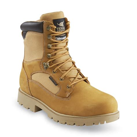 Men s Boots Insulated Kmart