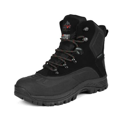 Men s Boots Shop Men s Waterproof Winter Hiking Boots
