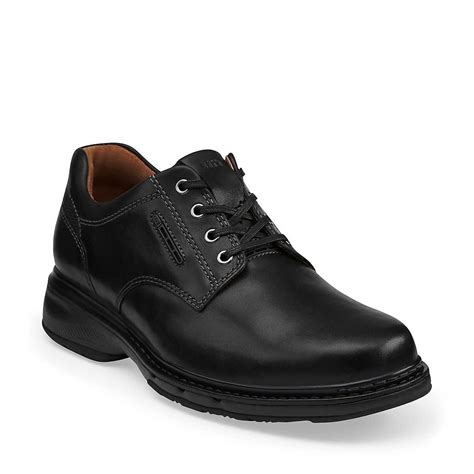 Men s Brown and Black Dress Shoes Clarks Shoes Official