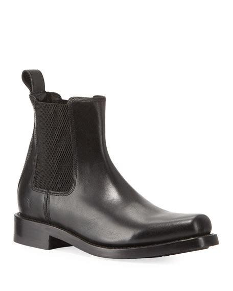 Men s Chelsea Leather Boots FRYE