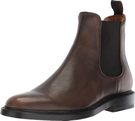 Men s Chelsea Leather Boots FRYE THE FRYE COMPANY