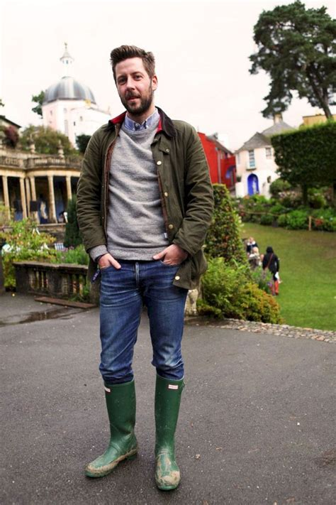 Men s Clothing Barbour Jackets Hunter Boots Country