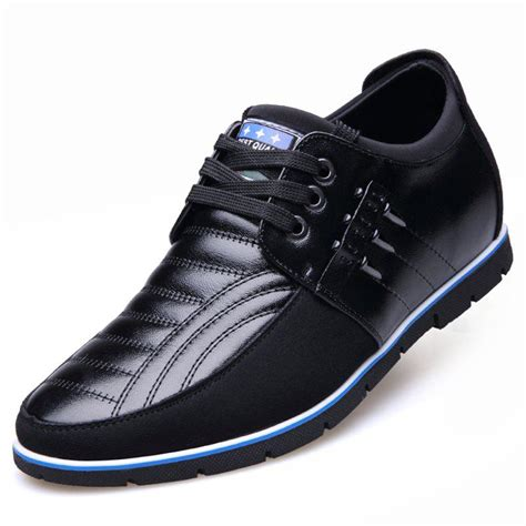 Men s Comfortable Casual Dress Business Casual Shoes