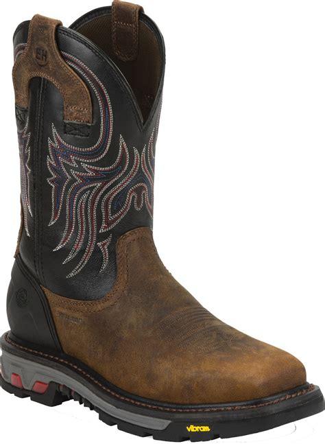 Men s Cowboy Western Boots Average savings of 55 at