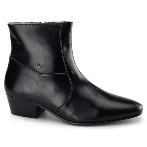 Men s Cuban Heel Shoes Boots Shuperb UK