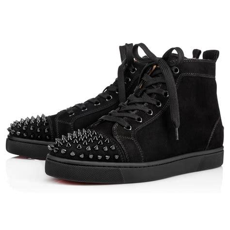 Men s Designer Boots Christian Louboutin Online Boutique
