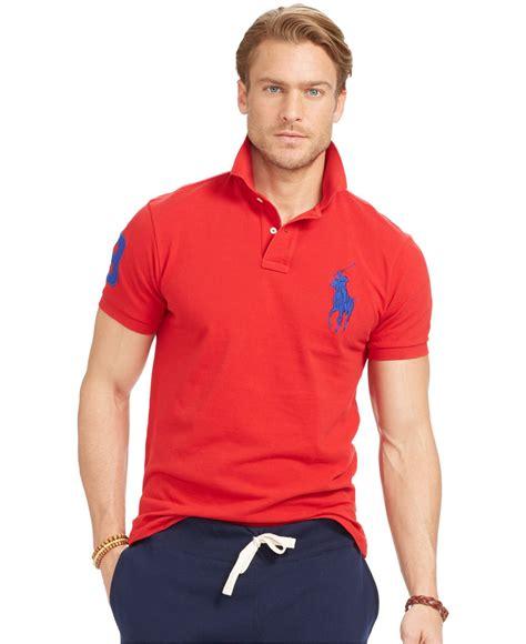 Men s Designer Polo Shirts from Ralph Lauren