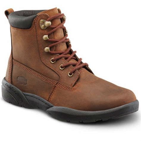 Men s Diabetic Boots Diabetic Work Boots for Men